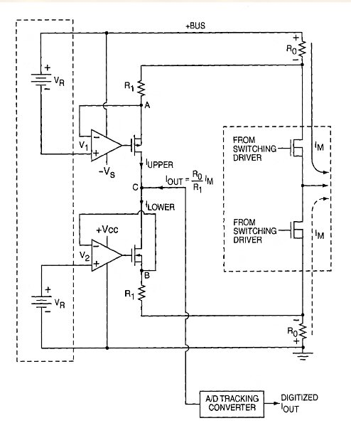High performance three phase DC motor current sense circuit, US Patent 6,998,800, inventor Don Fulton, 2006