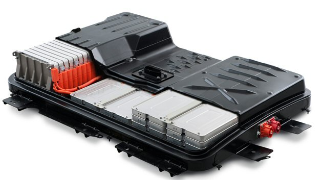 Nissan Leaf Battery Heater Facias